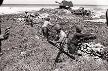 Nhiệm vụ đặc biệt: Thay nòng pháo xe tăng T-34 ở Trường Sa