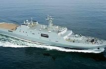Trung Quốc thừa nhận Mỹ không ngán tàu chiến Type 071