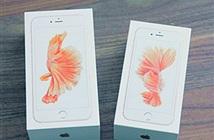 """""""Đọ giá"""" iPhone 6S của FPT, Thế Giới Di Động, Viettel và VinaPhone"""