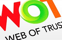 Vì lý do an toàn, nên gỡ bỏ ngay Web of Trust