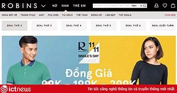 Bắt đầu loạt sự kiện giảm giá Singles' Day, Black Friday, Cyber Monday, Online Friday