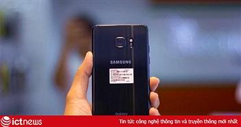 Samsung chính thức bán Galaxy Note FE tại Việt Nam