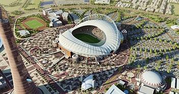 Loạt sân vân động hoành tráng sẽ xuất hiện tại World Cup 2022 ở Qatar