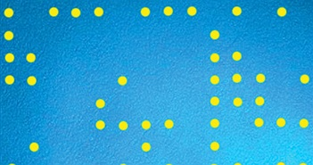 Những dấu chấm bí ẩn trong trang giấy in