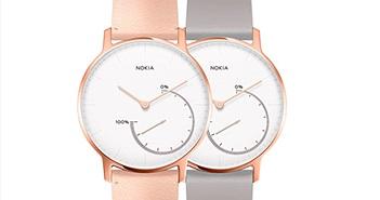 Nokia trình làng smartwatch Steel Limited Edition