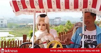 """Búp bê tình dục đã và đang trở thành """"người tình trăm năm"""" của nhiều nam giới Trung Quốc"""