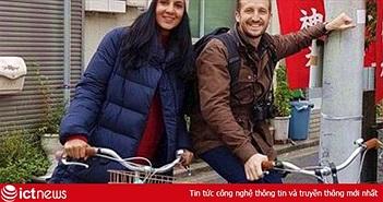 Nhờ buổi hẹn hò định mệnh và bức ảnh selfie trên đỉnh núi, cặp đôi làm nên nghiệp lớn trị giá 13 triệu USD
