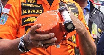 Hộp đen tiết lộ thông tin bất ngờ về máy bay Indonesia rơi