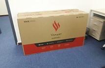 Rò rỉ hình ảnh TV 4K Vsmart chạy Android do Vingroup sản xuất sắp ra mắt