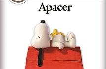 Apacer tung bộ sản phẩm mới với hình tượng chú chó Snoopy