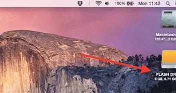Có nên chọn 'Eject Flash Drive' trước khi gỡ bỏ USB?