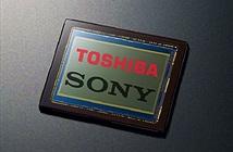 Sony mua lại mảng cảm biến máy ảnh của Toshiba