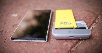 LG G6 sẽ có khả năng chống nước và hỗ trợ sạc không dây