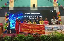 Việt Nam giành chức vô địch Robothon quốc tế