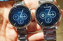Motorola sẽ không ra mắt smartwatch mới