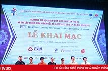 Khai mạc Olympic Tin học Sinh viên Việt Nam năm 2017