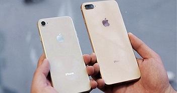 iPhone 8 Plus Lock về VN, rẻ hơn hàng chính hãng 8 triệu