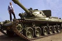 Không phải M60, đây mới là xe tăng khiến Liên Xô e ngại