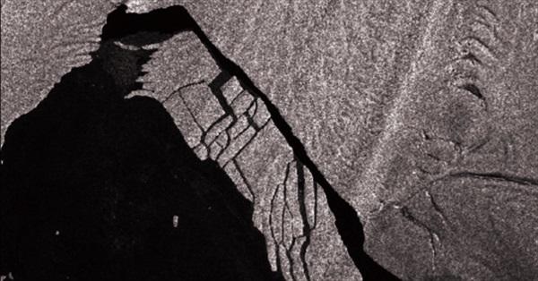 Núi băng trôi Nam Cực rộng 267km2 tiếp tục nứt vỡ