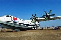 Trung Quốc: Thủy phi cơ lớn nhất thế giới sắp bay chuyến đầu tiên