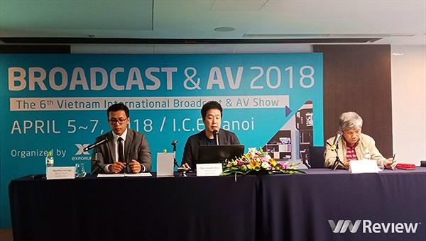 VIBA Show 2018: cơ hội để trải nghiệm kính thực tế ảo, TV 4K, flycam