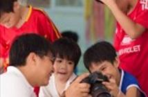 Gần 1200 tình nguyện viên và nhiếp ảnh gia sẽ tham gia Nhật ký nụ cười
