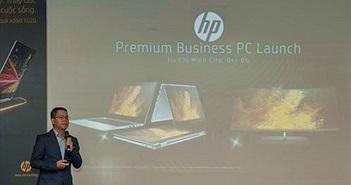 HP ra mắt dòng máy tính Elite 1000 Series tại Việt Nam