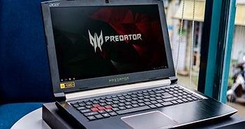 Mở hộp gaming laptop Acer Predator Helios 300: thiết kế cao cấp, hiệu năng tốt, giá 32 triệu