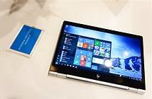 HP giới thiệu loạt laptop mỏng nhẹ cài sẵn Windows 10