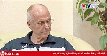 HLV Sven Goran Eriksson tự tin trước trận bán kết lượt về trên sân Mỹ Đình