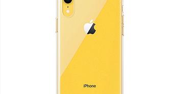 Đã có ốp lưng chính hãng cho iPhone XR