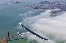 Máy bay năng lượng Mặt Trời chuẩn bị bay vòng quanh thế giới