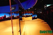 Sony trình diễn TV 4K mỏng nhất thế giới, mỏng hơn iPhone