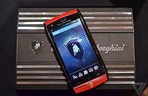 Ảnh thực tế smartphone giá 6000 USD của Lamborghini
