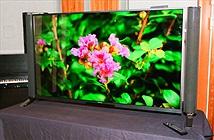 Philips giới thiệu TV UHD dùng đèn nền laser