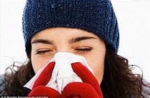 Bí quyết chống cảm lạnh hiệu quả vào mùa đông