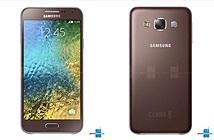 Samsung âm thầm giới thiệu Galaxy E5 và E7 với vỏ nhựa nguyên khối