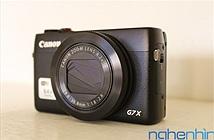 Bóc tem máy ảnh Canon PowerShot G7X giá 16 triệu
