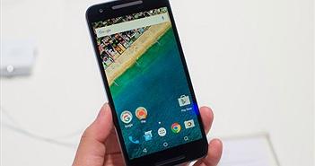 [CES 2016] Trên tay Nexus 5X: trọng lượng nhẹ, màu xanh kem hấp dẫn và lạ mắt
