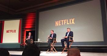 CEO Netflix không ngại cho người dùng chia sẻ tài khoản