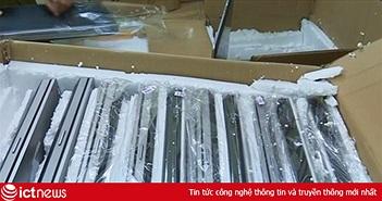 Phát hiện gần 1800 laptop cũ nhập vào Việt Nam