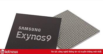 Samsung chính thức ra mắt chip Exynos 9810, có thể được trang bị trên Galaxy S9/S9+