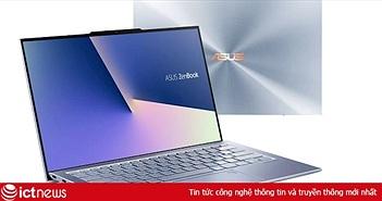Asus ra mắt laptop ZenBook S13 mỏng nhất thế giới dùng card đồ họa rời