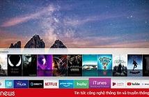 Samsung chơi lớn: Hỗ trợ iTunes Movies & TV Shows của Apple trên hàng loạt Smart TV