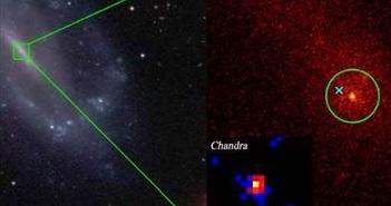 Phát hiện mới sửng sốt về thiên hà NGC 3319