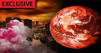 Trái đất sớm muộn cũng trở nên đỏ rực như sao Hỏa