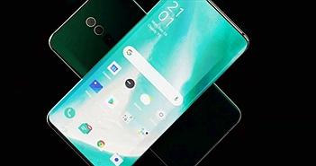 Ý tưởng Oppo Find X2 có 5G, màn hình thác nước siêu đẹp