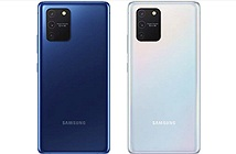 Galaxy S10 Lite với cụm camera vuông, màn hình 6.7 inch