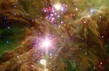 Mê mẩn ảnh chụp cụm sao bông tuyết trong không gian