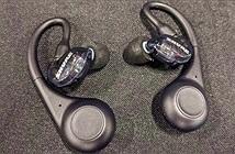 Cuối cùng Shure cũng đã có tai nghe true wireless, thiết kế độc dị